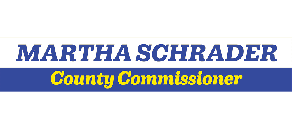 Commissioner Martha Schrader